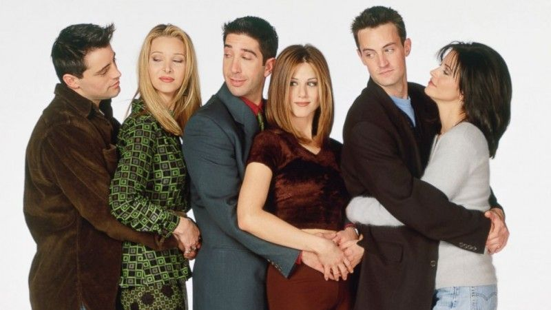 Serie Friends – Mejores Profesionales